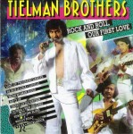 CD - Tielman Brothers - Rock And Roll With