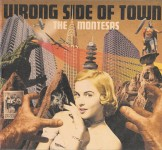 CD - Montesas - Wrong Side Of Town