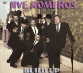 CD - Jive Romeros - Build Up