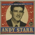 Single - Andy Starr - Rockin' Rollin' Stone