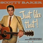 CD - Scotty Baker - Just Like That!