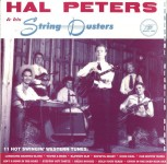 10inch - Hal Peters & His Stringdusters - Lonesome Hearted Blues