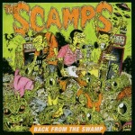 CD - Scamps - Back From The Swamp