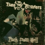 CD - Thee Flanders - Back From Hell