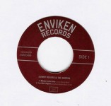 Single - Sonny Rogers & The Ropers - Maybe Little Baby