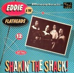 10inch - Eddie & The Flatheads - Shakin' The Shack
