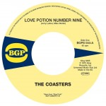 Single - Coasters - Love Potion Number Nine, Cool Jerk