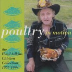LP - Hasil Adkins - Poultry In Motion