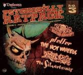 CD - VA - Psychobilly Ratpack - Lession 3: Psychobilly F. Northern Germany