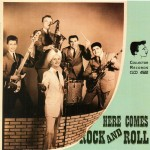 CD - VA - Here Comes Rock and Roll