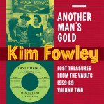 CD - Kim Fowley - Another Man's Gold