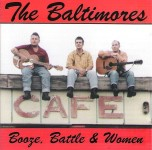 CD - Baltimores - Booze, Battle and Women