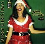 CD - Toini & The Tomcats - Merry Christmas