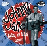 CD - Johnny Jano - Rocking And Rolling