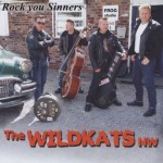 CD - Wildkatz North West - Rock You Sinners