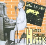 CD - Wee Willie Harris - 1957-65