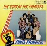 LP - Sons Of The Pioniers - and Friends, Vol. 6-1950-1951