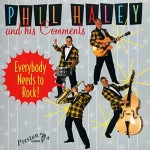 CD - Phil Haley & His Comments - Everybody needs to Rock