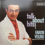 LP - Faron Young - Talk About hits