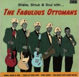 Single - Fabulous Ottomans - Shake, Shout & Soul with  (EP)