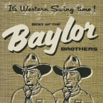 CD - Baylor Brothers - It`s Western Swingin` Time