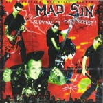 CD - Mad Sin - Survival Of The Sickest
