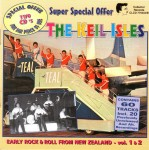 CD-2 - VA - Early New Zealand Rockers Vol. 1 and 2 - the Keil Isles