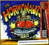 CD - Hormonauts - Hormone Hop / Mini Skirt