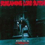 CD - Screaming Lord Sutch - Rock And Horror