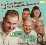 CD - Big Boy Bloater & His Southside Stompers - Jumpin' Rhythm &