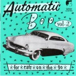 CD - VA - Automatic Bop Vol. 2