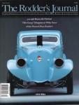 Buch - Rodders Journal - No. 20
