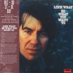 LP - Link Wray - Be What You Want To
