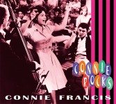 CD - Connie Francis - Connie Rocks