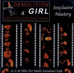 LP - Demolition Girl & The Strawberry Boys - Sexclusive Mastery - 16 SM Hits for Multi Socialised Kids