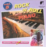 CD - VA - Rock And Roll With Piano Vol. 5