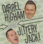 CD - Darrel Higham Meets Jittery Jack - Same
