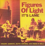 Single - Figures Of Light - It's Lame , I Jes Wanna Go To Bed
