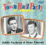 CD - Eddie Cochran & Gene Vincent - The Town Hall Party