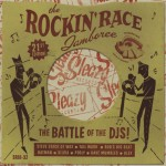 CD - VA - Rockin' Race Jamboree - The Battle Of The DJ's