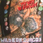LP - Wild Bob Burgos - My Way of Rockin
