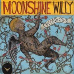 CD - Moonshine Willy - Pecadores