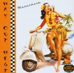 CD - Way Out West - Motorhula, King Charles Head - Surf Double Pack Vol. 2