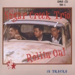 CD - Sugar Creek Trio - Rollin' on!