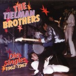 CD - Tielman Bros - Singles 1962-67