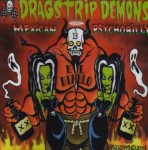 CD - Dragstrip Demons - Mexican Psychobilly