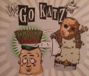 CD-M - Go Katz - Maniac