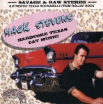CD - Mack Stevens - Hardcore Texas Cat Music