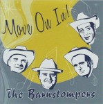 CD - Barnstompers - Move It In!
