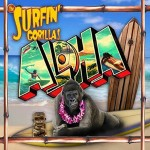 CD - Surfin' Gorillas - Aloha
